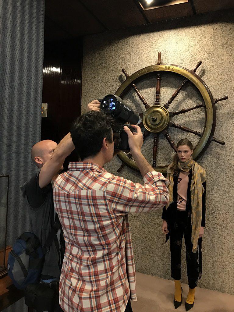 Shooting FW´17-18_Ref. STAINS GREY_Fotógrafo: Antón Goiri_Modelo: Carlotta Pérez