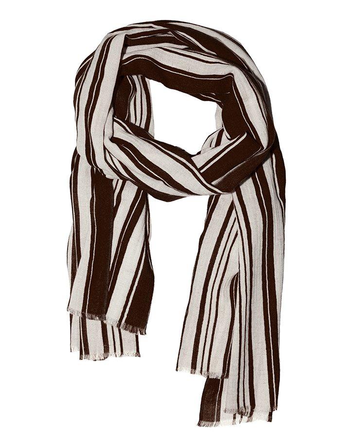 LOVAT&GREEN Casablanca Burgundy foulard