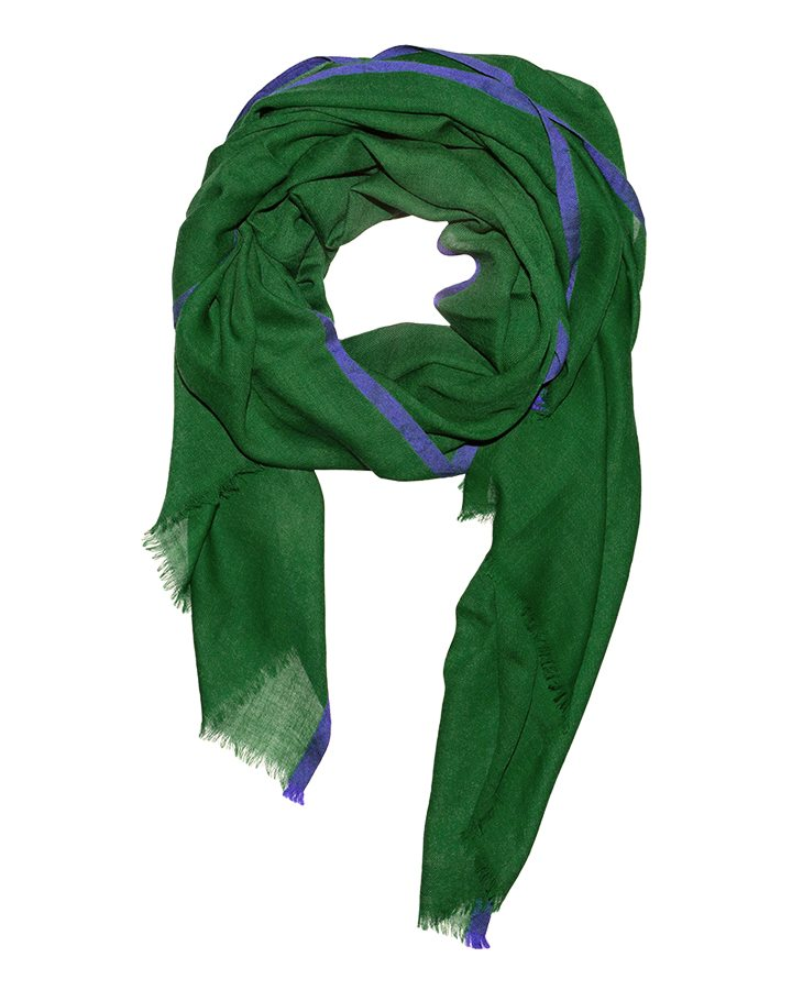LOVAT&GREEN Mint Green wool scarf