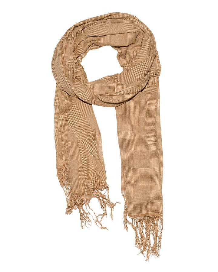LOVAT&GREEN Gales Beige foulard