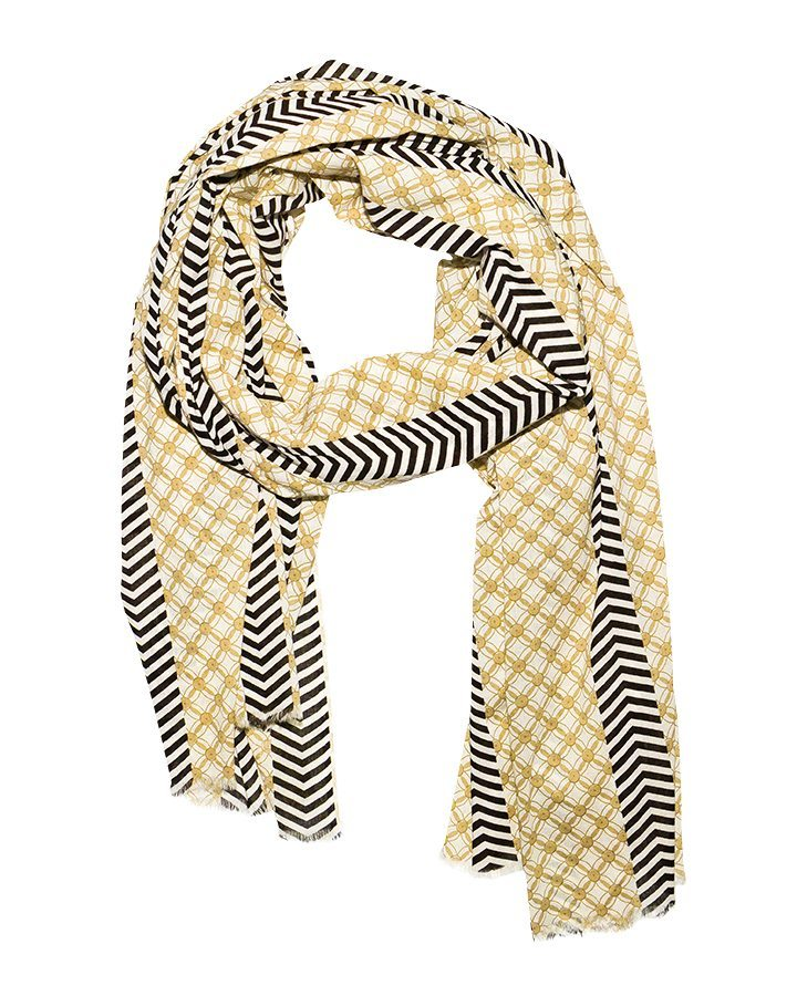 LOVAT&GREEN Arafat Yellow foulard