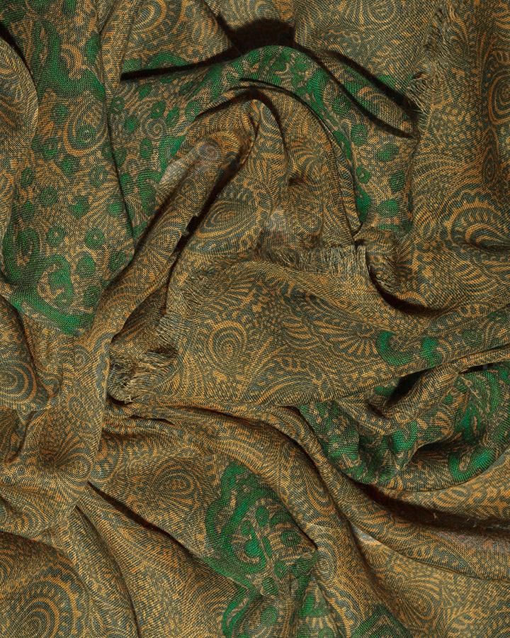 LOVAT&GREEN Harem Yellow foulard