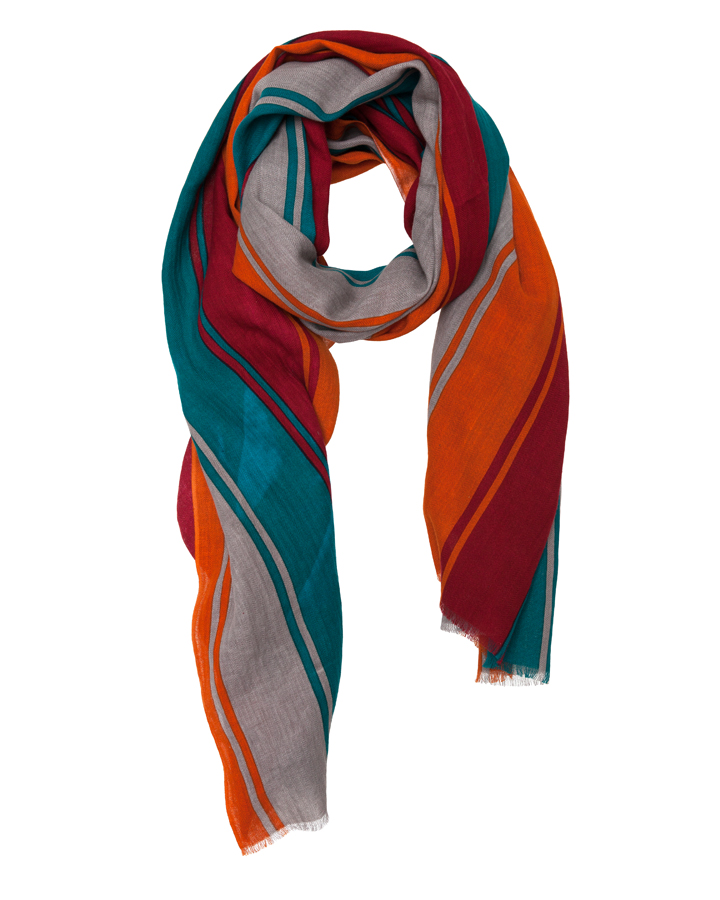 LOVAT&GREEN Carlota Orange foulard