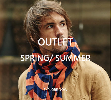LOVAT&GREEN OUTLET SPRING SUMMER