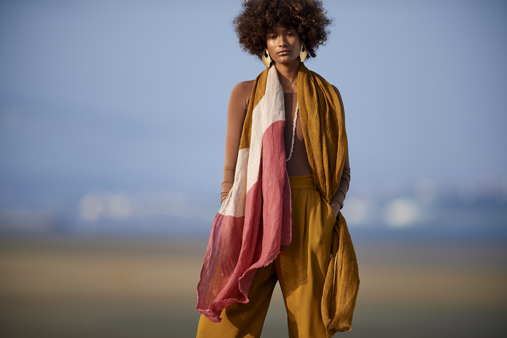 foulards Lovat and green Lookbook_4