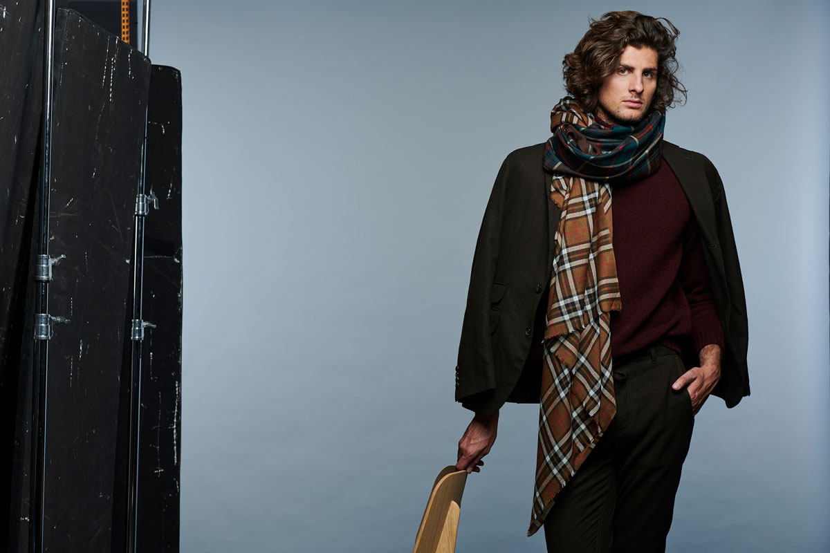 LOVAT&GREEN FW' 19_Ref.: HIGHLAND BROWN