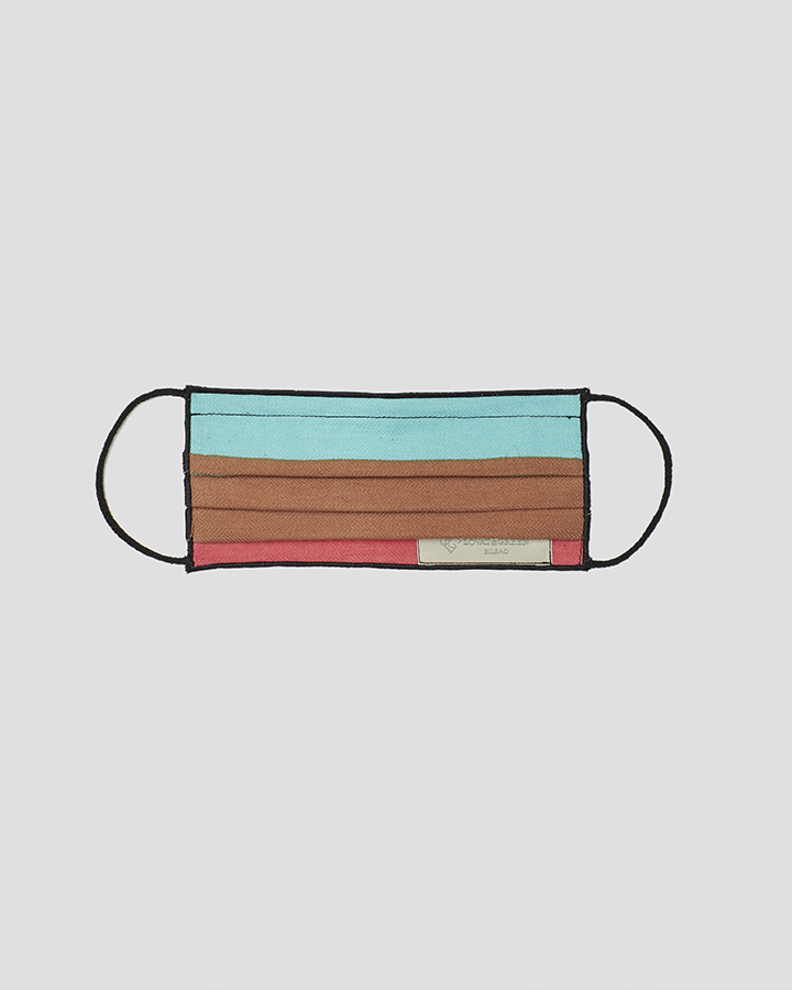 MASK CARLOTA PINK by LOVAT&GREEN