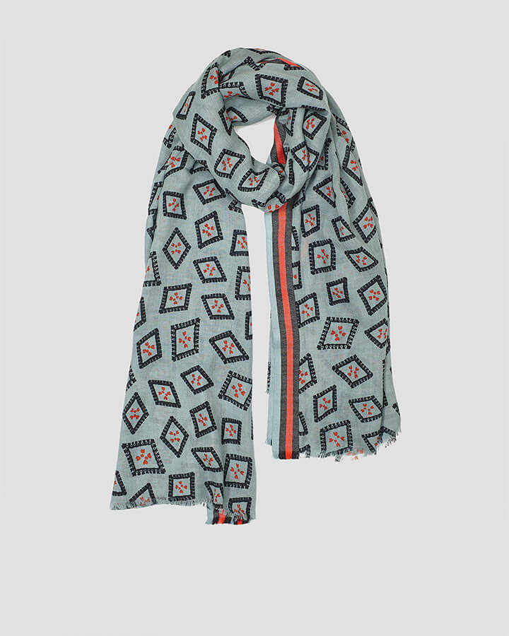 PICTURES LOVAT SCARF by LOVAT&GREEN
