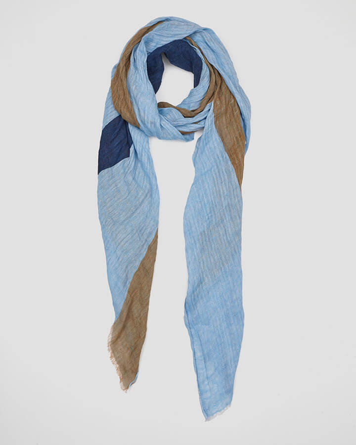 VICTORY GOLD SCARF by LOVAT&GREEN