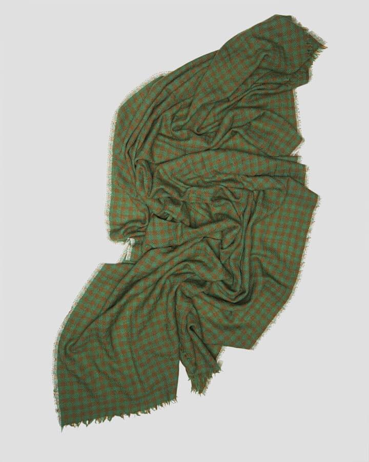 VENICE MINT GREEN SCARF by LOVAT&GREEN